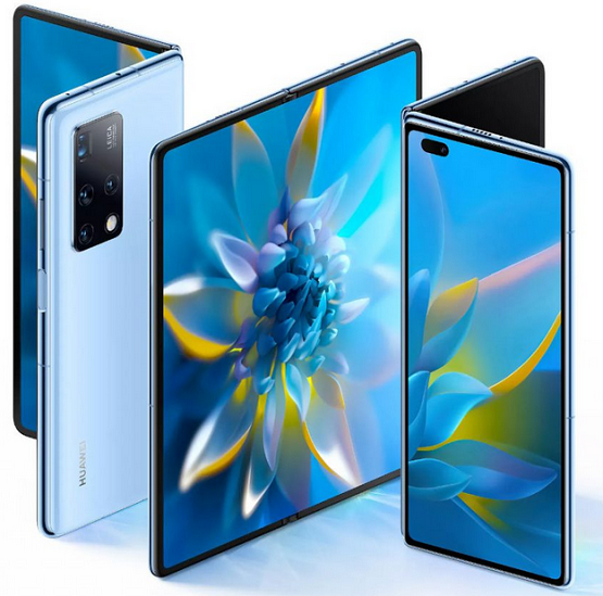 Huawei Launches Mate X2, Foldable Display, Periscope Cameras, 5G
