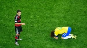 A copa da vergonha e humilhação para o Brasil.