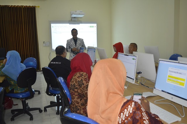 Bantuan Profesional Smart Learning and Character Center