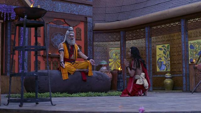 Radha Krishn: Krishna - Session4 E18  16th November Episode