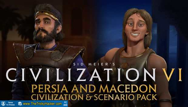 Civilization 4 Persia and Macedon Civilization & Scenario Pack Free Download Full Version Game PC