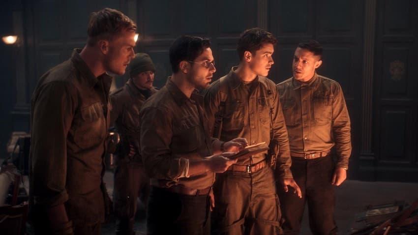 Вышел трейлер фильма ужасов «Призраки войны» - военного хоррора автора «Эффекта бабочки»
