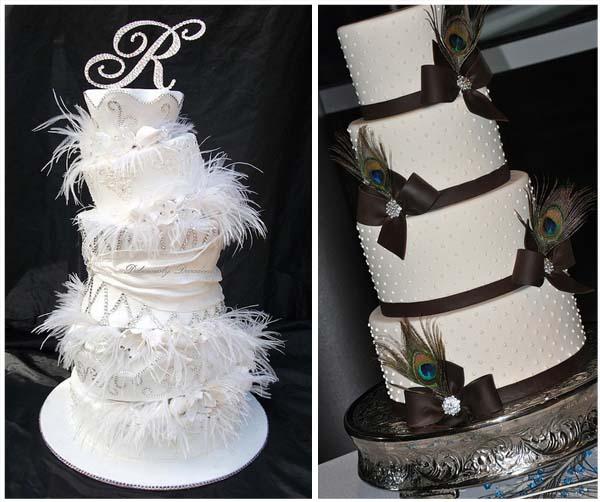 Wedding trend le piume  Wedding Wonderland