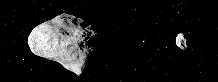 asteroides passam proximo da terra hoje