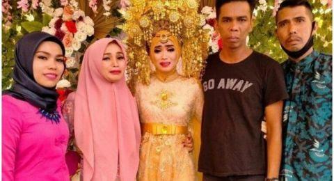 Sedih Banget Pengantin Wanita Selalu Menangis Esoknya Jadi Janda Posmetro Medan