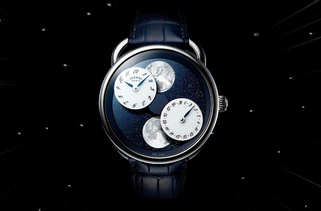 Hermès - Arceau L'heure de la lune