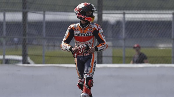MotoGP San Marino 2019: Misi Bangkit Marc Marquez di Rumah Valentino Rossi