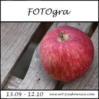 FOTOgra - jabłko - wrzesień