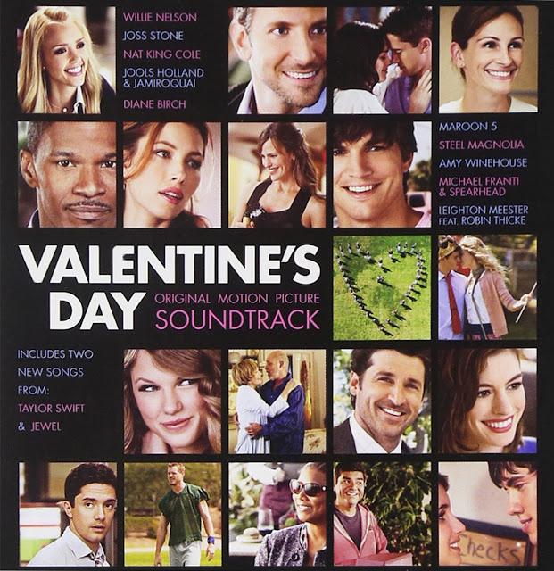 Valentine's Day Movie Soundtrack