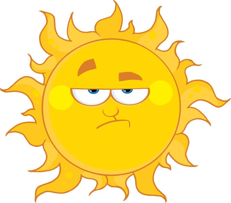 Dept Of Nance Today's Top Ten List Summer Is Overrated