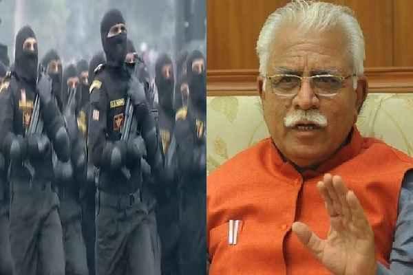 cm-manohar-lal-to-deploy-commandos-for-action-on-dera-ashram