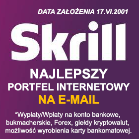 Skrill - Najlepszy Portfel Internetowy