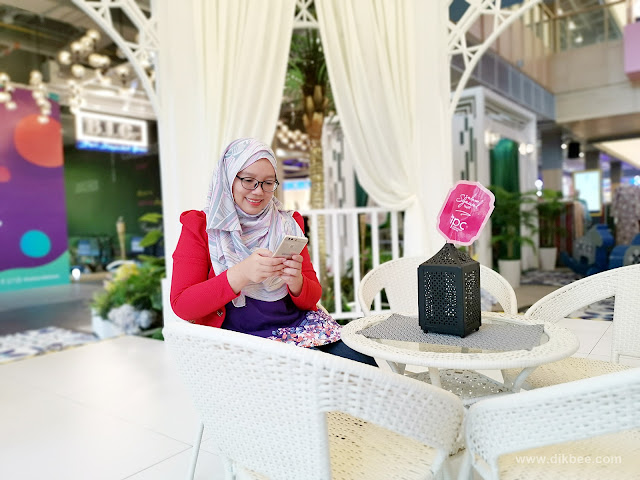 Raya Blossoming Syawal Di IPC Shopping Centre