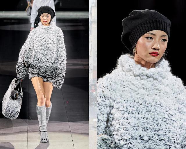 Dolce & Gabbana осень-зима 2020-2021 7