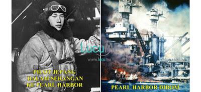 14 Foto Sejarah Perang Paling Langka Serangan Bom Jepang ke Pearl Harbor