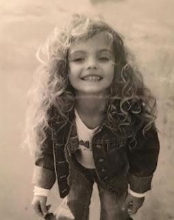Childhood picture of Camren Bicondova