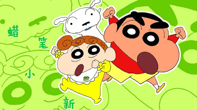 Foto dan Video Kartun Crayon Shin-Chan