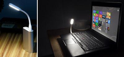 USB-лампа для чтения – никогда не теряйтесь в темноте