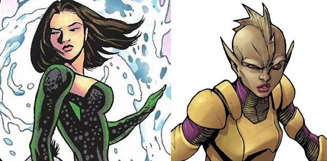 Superhero Indonesia dalam Komik Marvel dan DC