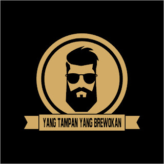 Yang Tampan Yang Brewokan Free Download Vector CDR, AI, EPS and PNG Formats