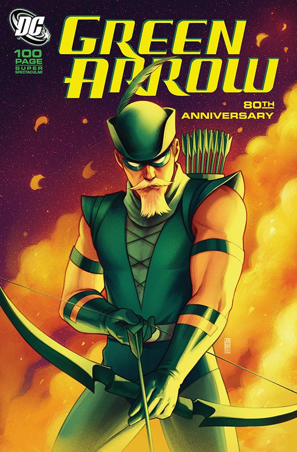 Green Arrow - Cover 7