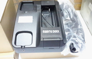 Docking Hape Satelit Thuraya XT-Lite New Marine Dock