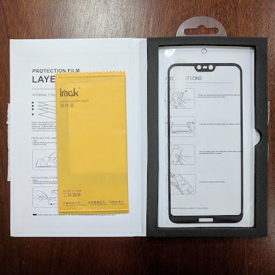 Kính cường lực Nokia X6 full màn hình
