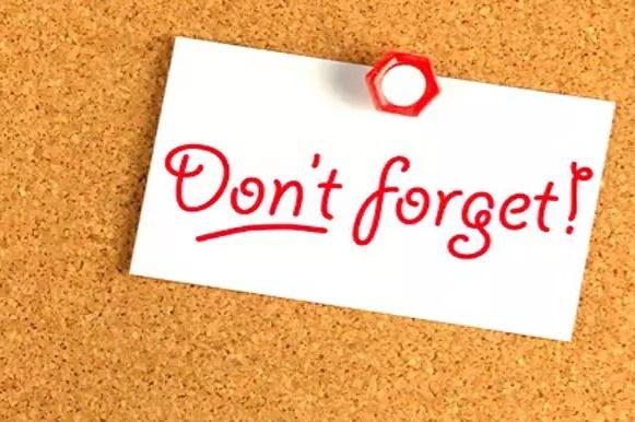 Cara Menghilangkan Kebiasaan Lupa