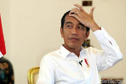 Soal Polusi Jakarta, Jokowi: Tanya ke Anies