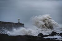 Lighthouse Storm - Photo by Marcus Woodbridge on Unsplash