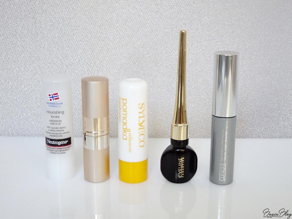 duże denko kosmetyczne, zużycia, projekt denko, recenzje kosmetyków