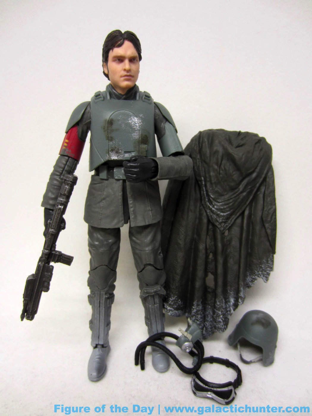 Star Wars Solo 3 3//4-Inch Action Figure Chewbacca /& Han Solo Mimban