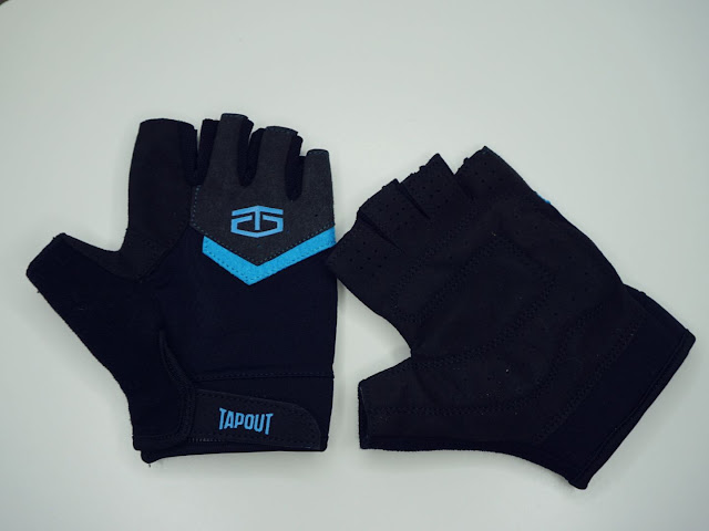 Tapout UK Breathable Weight Lifting Gloves