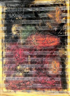 Painting by Krishna Setty