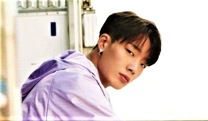 iKON Bobby welcomes his first son.