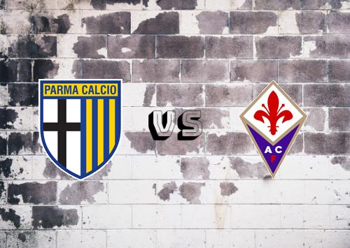 Parma vs Fiorentina  Resumen