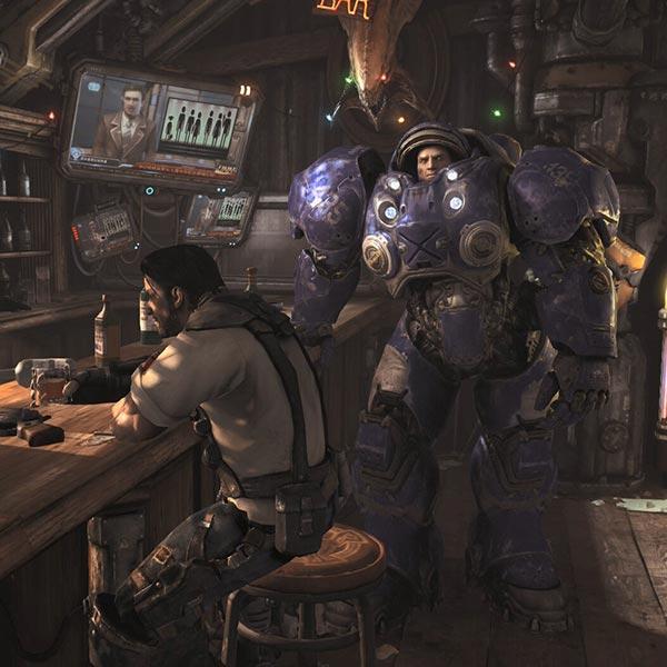 StarCraft 2 Wallpaper Engine