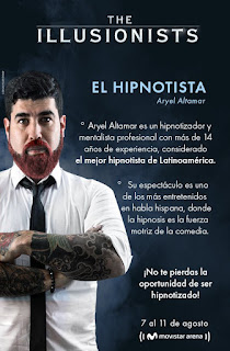 THE ILUSIONIST Bogotá - El Ilusionista
