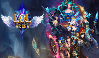lol arena mobile