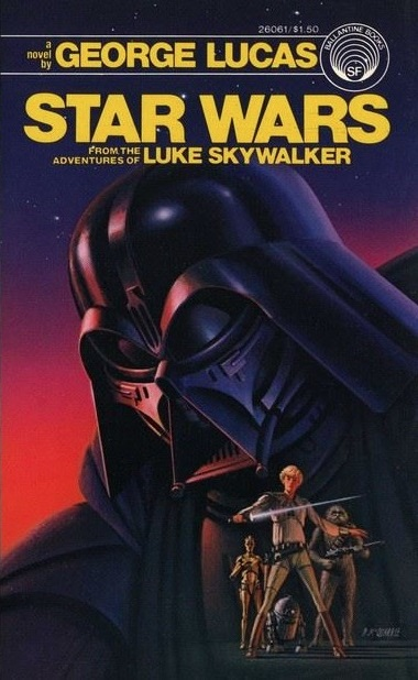 Star Wars novelisation