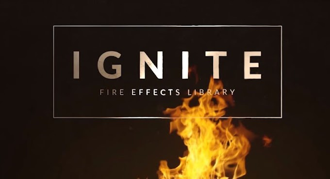 IGNITE[500+ FIRE & FLAME EFFECTS][ROCKETSTOCK][After Effects][SS]