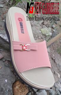 NewGabrielle sepatu sandal best