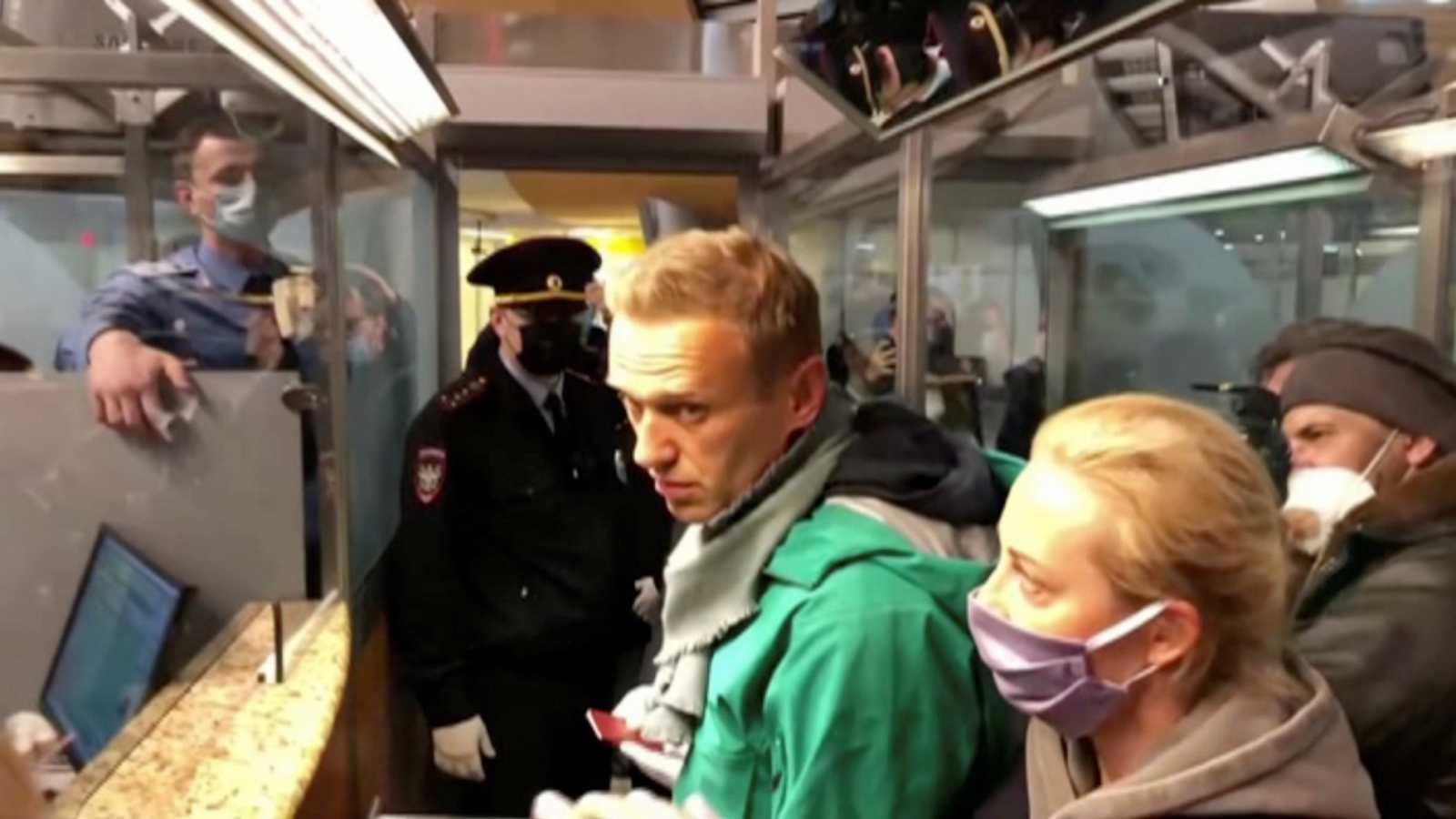 """#Berlín no compartió con #Moscú """"ninguna evidencia material"""" del envenenamiento de #Navalny"""