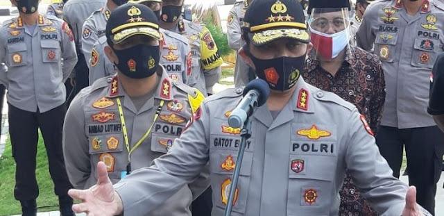 Wakapolri: Setiap Anggota Polri Wajib Bawa Masker untuk Masyarakat