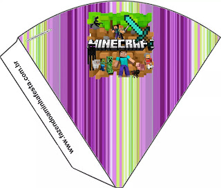 Minecraft Birthday Free Party Printables.