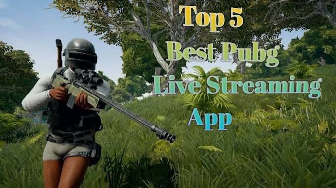Top 5 Best Pubg live Streaming App For Android (Hindi Me Puri Jankari)