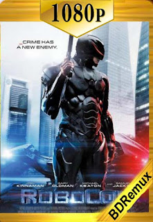 RoboCop (2014) [1080p BD REMUX] [Latino-Inglés] [LaPipiotaHD]