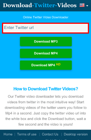 Cara Mudah Download Video di Twitter tanpa Aplikasi - Cara Ono