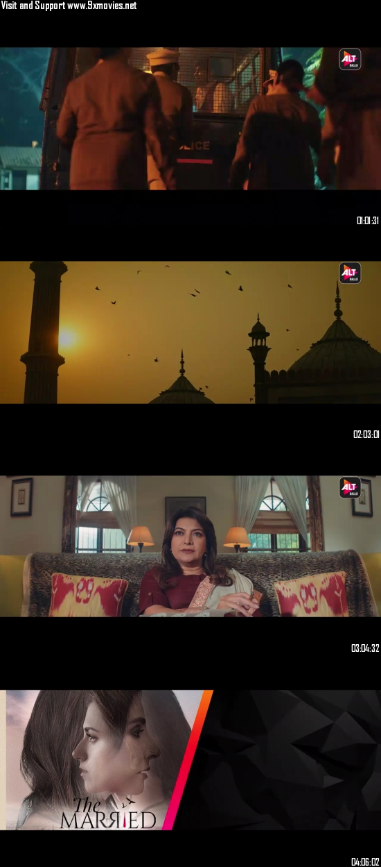 The Married Woman 2021 S01 Hindi Complete 720p 480p WEB-DL 2.1GB
