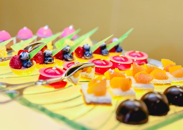 Dessert Platter  ©BionicBasil®